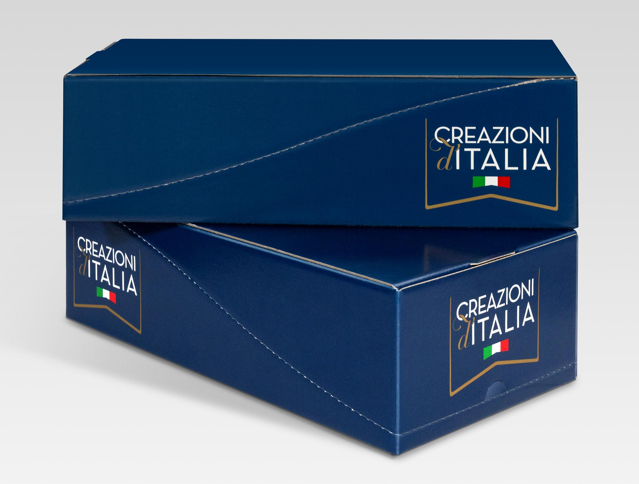 Creazioni d'Italia - Packaging / Espositore da banco