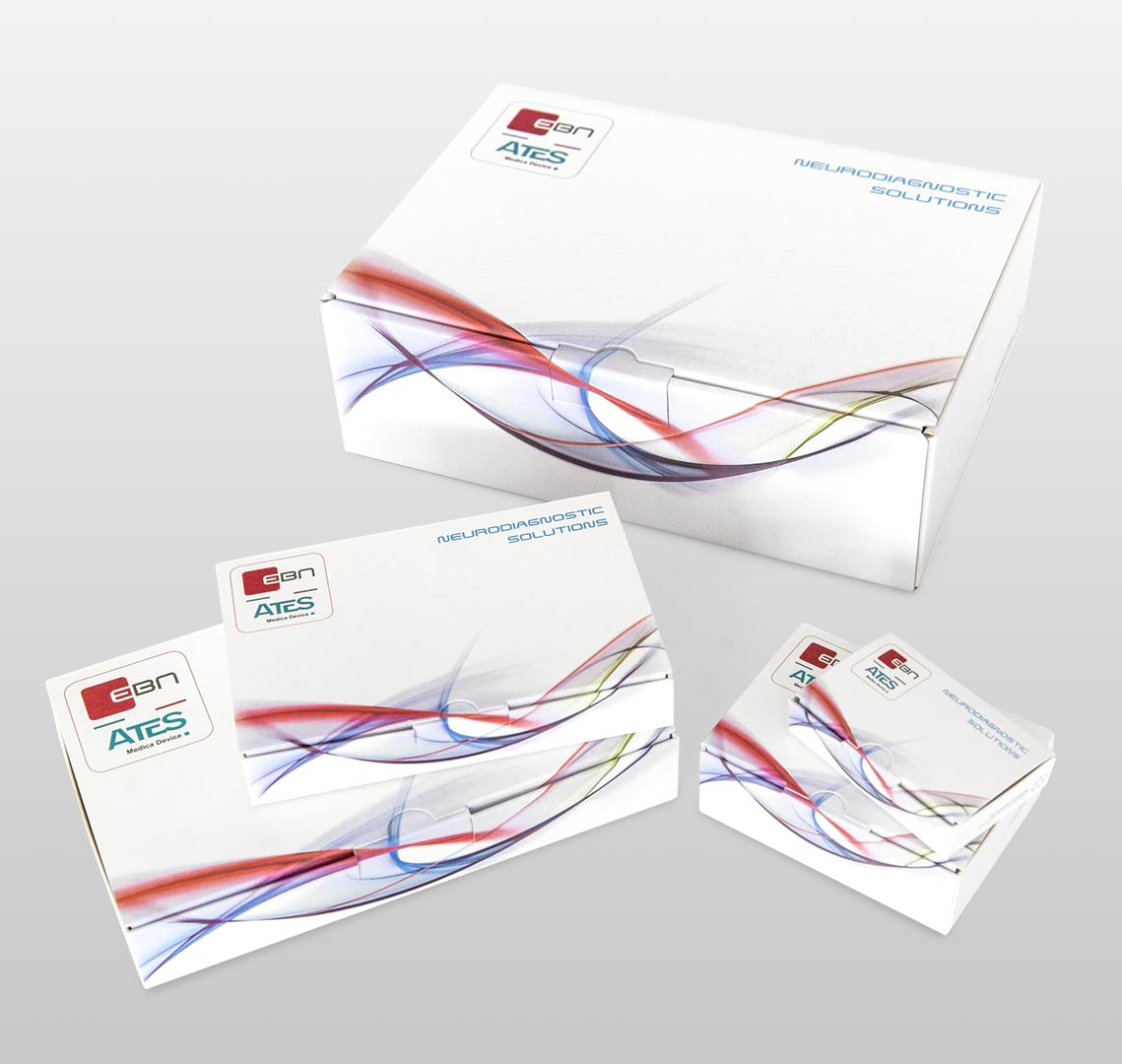 EBN ATES - Packaging
